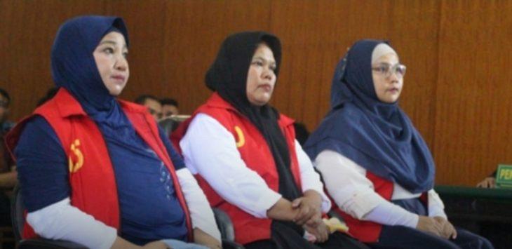 Sidang ujaran kebencian di Karawang./Foto: Rmol