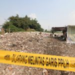 Tempat sampah ilegal di Kabupaten Bogor disegel