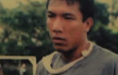 Tokoh senior Persib Indra Thohir saat masih muda