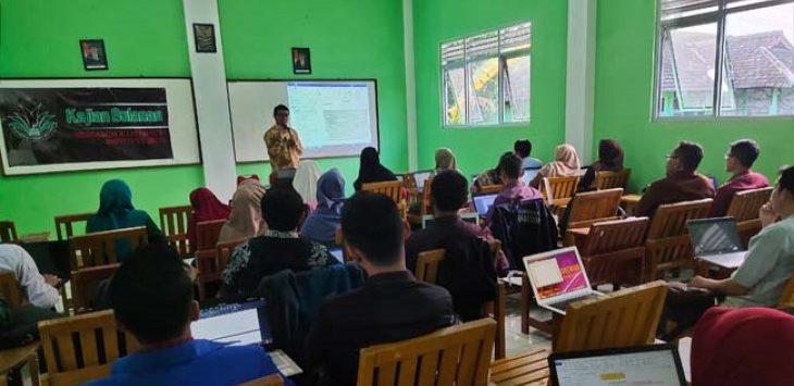 Workshop Karya Tulis Ilmiah./Foto: Rmol