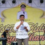 Pemkab Bekasi gelar festival kuliner Ramadan.