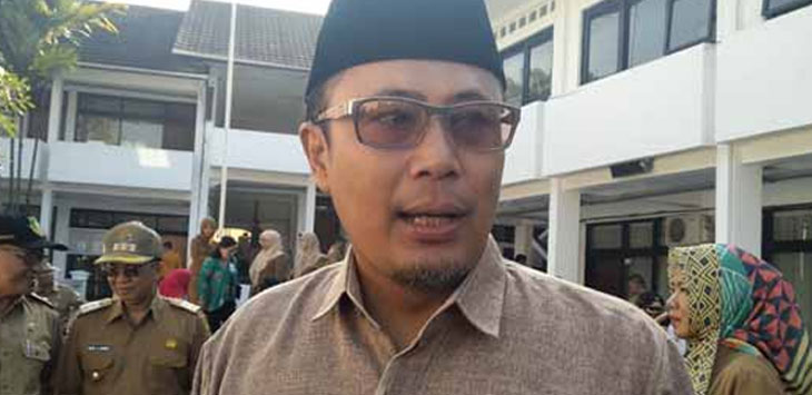 Wali Kota Sukabumi Achmad Fahmi