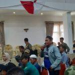 Audiensi PKL di Paseban Sri Baduga, Balaikota Bogor, Rabu (12/6/2019)./Foto: Adi