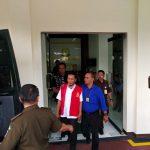 Bendahara Umum KPUD Kota Bogor dibawa ke Lapas Paledang (adi)