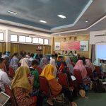 Puluhan mahasiswa IAIN Syekh Nurjati menyimak diskusi publik. Ist/pojokjabar