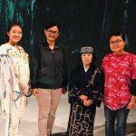 Dr Wanda Listiani dan Dr Ida Ayu Laksmita Sari saat berada di Jepang (ist)