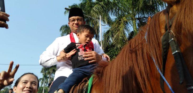 Gubernur Jakarta Anies Baswedan./Foto: Adi