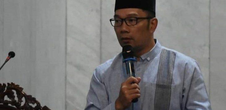 Gubernur Jawa Barat Ridwan Kamil./Foto: Ega