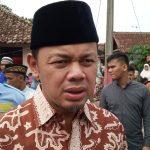 Walikota Bogor, Bima Arya Sugiarto ketika berada di kawasan Mulyaharja, Kecamatan Bogor Selatan, Kota Bogor