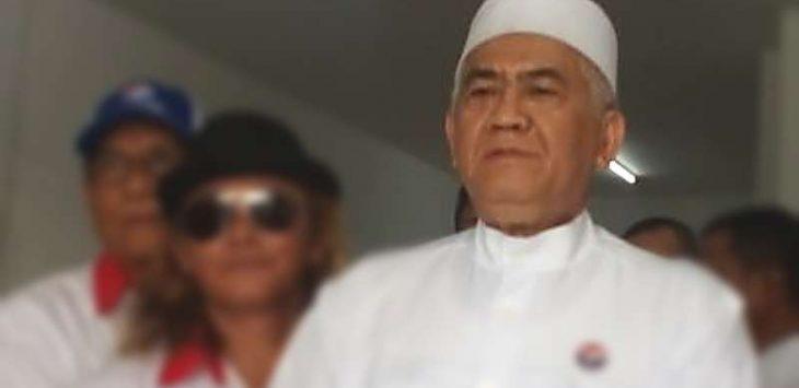 Caleg DPR RI dari Perindo, Engkus Kusnaya Budi Santoso, saat jumpa pers masalah jual beli suara di Pileg lalu dirinya mengaku menggelontorkan dana hampir 1 Milyar untuk para penyelenggara pemilu.