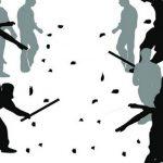 Ilustrasi-Kerusuhan