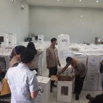 KPU Kabupaten Bogor buka kotak suara Pilpres 2019