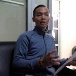 Kabid Informatika Kominfo menjelaskan tentang layanan MQR selama dua bulan sejak di lounching pada awal tahun 2019. Ian/pojokjabar