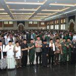 Kapolda Jabar bersama ulama se Jabar Banten (ist)