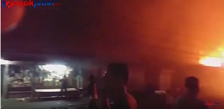 Kebakaraan di Bandung