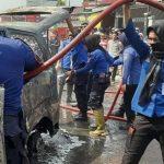 Kebakaran di Cianjur