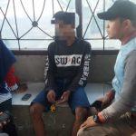 Diduga sedang berbuat mesum, dua remaja diamankan Satpol PP. Ist/pojokjabar