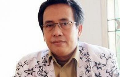 Ketua PPDB Online SMP atau Mts Karawang, Nandang Mulyana