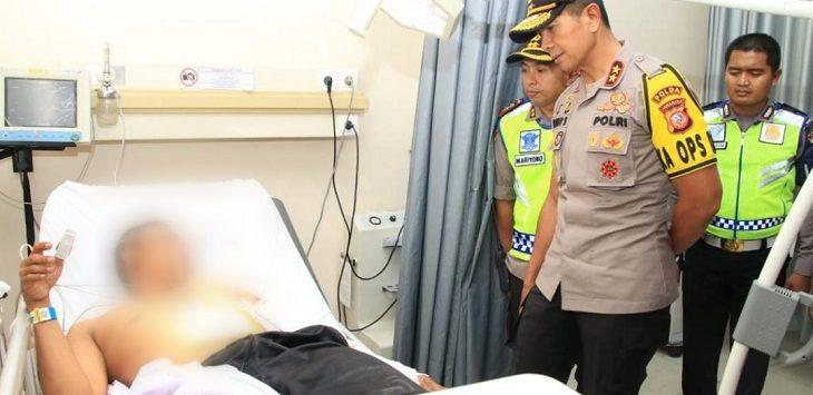 Korban kecelakaan Tol Cipali./Foto: Istimewa