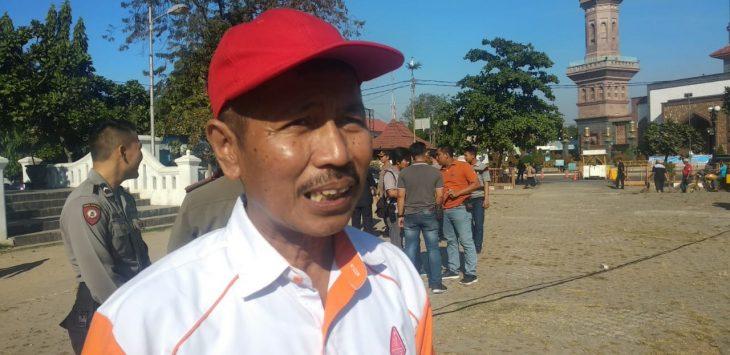 Subardi mantan Wali Kota Cirebon. Yan/pojokjabar