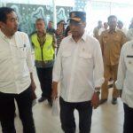 Menteri Perhubungan berkunjung ke BIJB Kertajati didampingi Wagub Jabar. Ian/pojokjabar