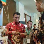 Menteri Pertanian Amran Sulaiman di Botani Square Kota Bogor (adi)