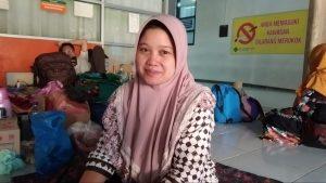 Iklimah (39) Ibu bayi kembar siam. Indra/pojokjabar