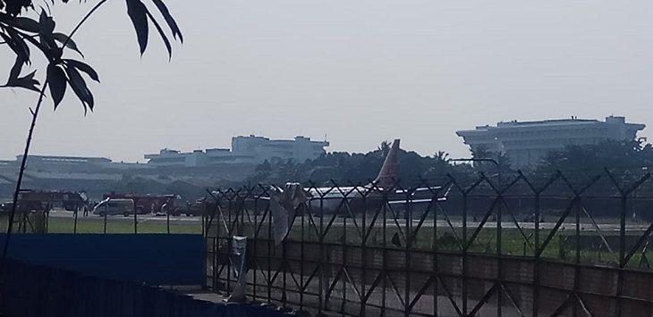 Pesawat Malindo Air./Foto: Arief