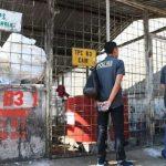 Petugas gabungan di Karawang antisipasi kebakaran sejumlah pabrik