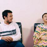 Raditya Dika dan Reza