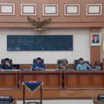 Rapat Paripurna DPRD Majalengka