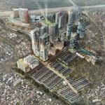 Rencana alternatif pusat kota baru di Bogor