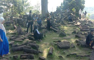 Melonjak 23 Kali Lipat Situs Megalitikum Gunung Padang