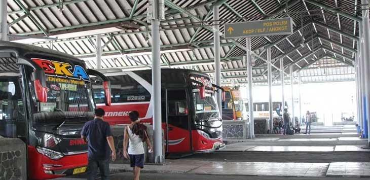 Terminal Harjamukti Cirebon