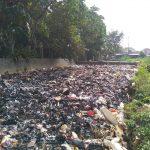 Tumpukan sampah di salah satu sudut Kabupaten Bogor (rishad)