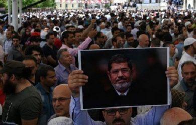 Warga Istanbul Shalat Ghaib untuk Morsi