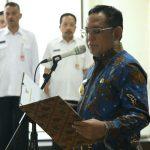 Bupati Bekasi rotasi pejabat struktural. Foto : Humas Pemkab Bekasi for Pojokjabar