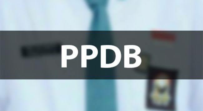 Ilustrasi PPDB online