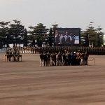 KASAD Lantik 998 Perwira Diktukpa TNI AD di Bandung (arf)