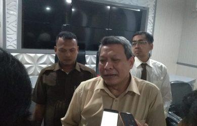 Muhammad Syafruddin, SH,. MH Kepala Kejaksaan Negeri Kota Cirebon. Indra/pojokjabar