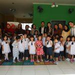 Kegiatan Hotel Olympic Renotel Sentul bersama Angeline Pre-school & Kindergarten
