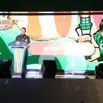 Menteri Agama Lukman Hakim Saifuddin saat membuka PIONIR IX di Aula UIN Maulana Malik Ibrahim Malang. Ist/pojokjabar