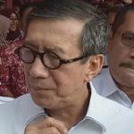 Menteri Hukum dan HAM Yasona Laoly