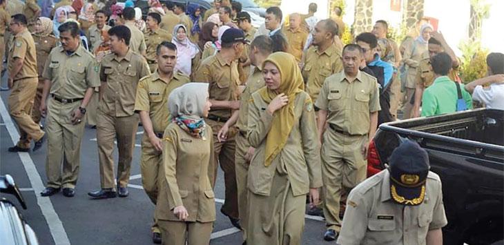 Pemerintah Kota (Pemkot) Sukabumi kembali akan mendapatkan tenaga tambahan untuk mengisi kekosongan pegawai disetiap instansi. Ist