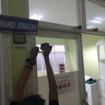 Kamar jenazah RSUD Kota Bekasi. (ist)