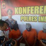 Pelaku perdagangan ABG di Indramayu yang ditangkap polisi (ist)