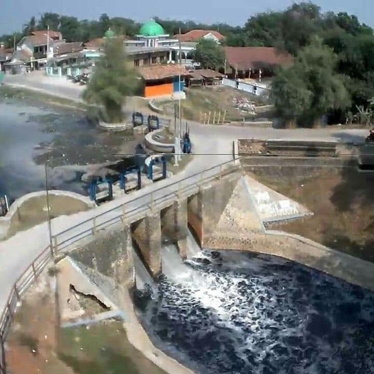 Pencemaran Sungai Cilamaya