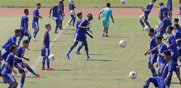 Pemain Persib Bandung. Ist