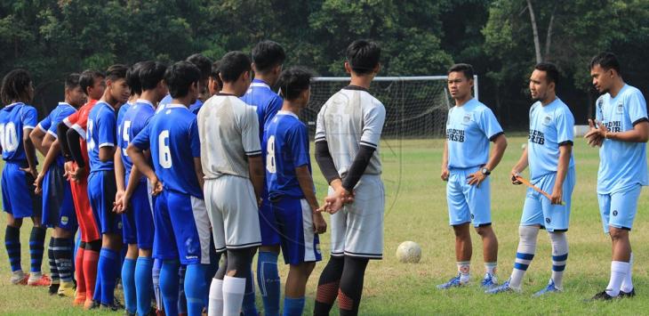 Persib U-16./Foto: Istimewa