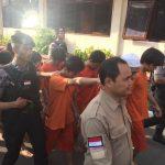 Polres Bogor ekspose kasus narkoba2